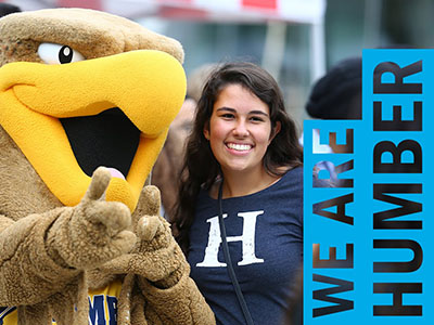 Three reasons to attend Humber College orientation