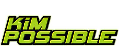 Kim Possible Logo Text